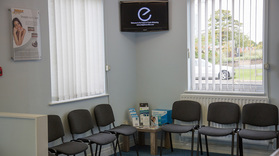 Thornaby Waiting Area