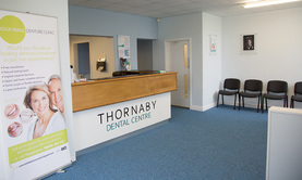 Thornaby Reception